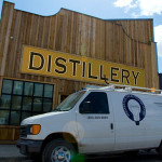 Eau Claire Distillery lights up Turner Valley